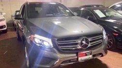 2017 Mercedes-Benz GLC-Class GLC 300 4MATIC