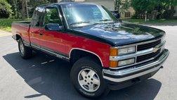 1995 Chevrolet C/K 1500 K1500 Silverado