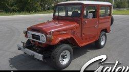 1977 Toyota FJ Cruiser Land Cruiser