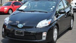 2011 Toyota Prius Four
