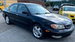 2001 Infiniti I30 Luxury