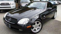 2000 Mercedes-Benz SLK-Class SLK 230