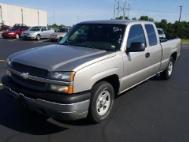 2003 Chevrolet Silverado 1500 Base