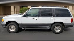 2001 Mercury Mountaineer Base