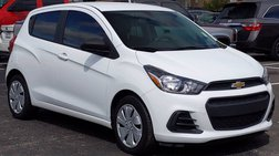 2018 Chevrolet Spark LS Manual