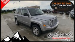 2017 Jeep Patriot Sport 4X4 LOW MILES! ONE OWNER