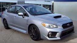 2020 Subaru Impreza WRX Premium
