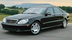 2003 Mercedes-Benz S-Class S 600