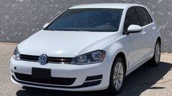 2015 Volkswagen Golf TDI SE