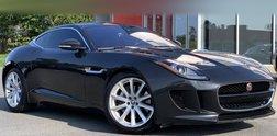 2017 Jaguar F-TYPE Standard