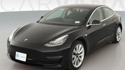 2018 Tesla Model 3 Mid Range Sedan 4D