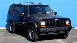 2000 Jeep Cherokee SE
