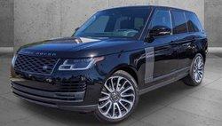 2020 Land Rover Range Rover P525 HSE