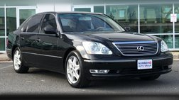 2004 Lexus LS 430 Base