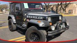 1987 Jeep Wrangler Sport