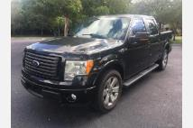 2010 Ford F-150 FX2