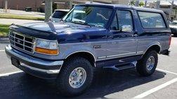 1994 Ford Bronco Eddie Bauer