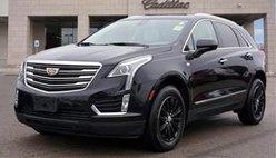 2017 Cadillac XT5 Luxury