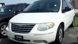 2006 Chrysler Town and Country Limited