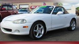2002 Mazda MX-5 Miata 2dr Conv LS Auto
