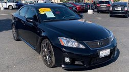2008 Lexus IS F Base