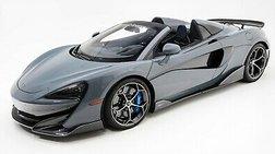 2020 McLaren 600LT Spider RARE Senna Seats