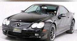 2006 Mercedes-Benz SL-Class SL 500