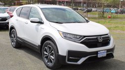 2021 Honda CR-V Hybrid EX
