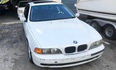 1999 BMW 5 Series 528i