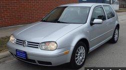 2003 Volkswagen Golf GL TDI