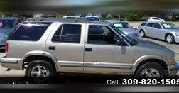 1999 Chevrolet Blazer 4dr LS