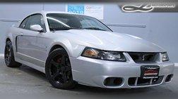2003 Ford Mustang SVT Cobra Terminator Lowered Borla Exhaust Bama Tuner