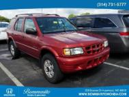 2001 Isuzu Rodeo S