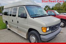 2006 Ford E-Series Wagon XLT Extended Van 3D