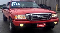 2006 Ford Ranger FX4 Off-Road
