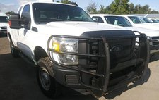 2012 Ford F-250 XL SuperCab Short Bed 4WD