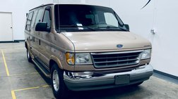 1996 Ford Econoline Cargo Van E-150 138