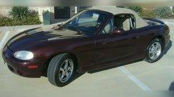 2000 Mazda MX-5 Miata Special Edition