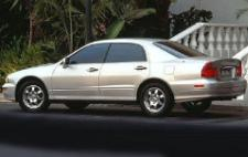 1997 Mitsubishi Diamante ES