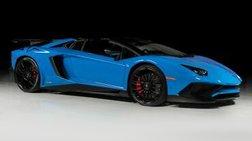 2017 Lamborghini Aventador LP 750-4 SV