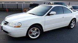 2001 Acura CL 3.2 Type-S