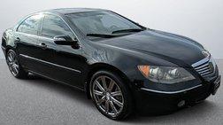 2006 Acura RL AWD