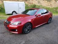 2011 Lexus IS F Base