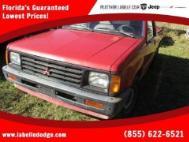 1988 Mitsubishi Mighty Max Pickup Base
