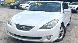 2006 Toyota Camry Solara SE