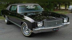 1970 Chevrolet Monte Carlo 402 CI 4SPD