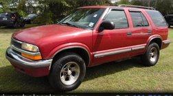 1999 Chevrolet Blazer 4-Door 2WD