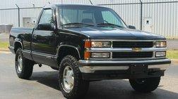 1998 Chevrolet C/K 1500 K1500 Cheyenne