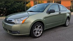 2008 Ford Focus S