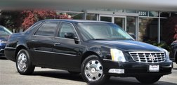 2011 Cadillac DTS Pro Coachbuilder Limo